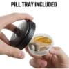 BlenderBottle ProStak Pill Tray Rehabzone Singapore