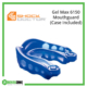 Shock Doctor Gel Max Mouthguard Blue Case Included Frame Rehabzone Singapore