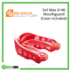 Shock Doctor Gel Max Mouthguard Red Case Included Frame Rehabzone Singapore