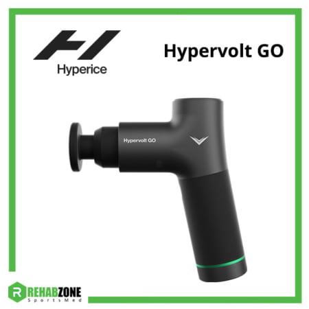 Hyperice Hypervolt GO Percussion Massage Device Frame Rehabzone Singapore