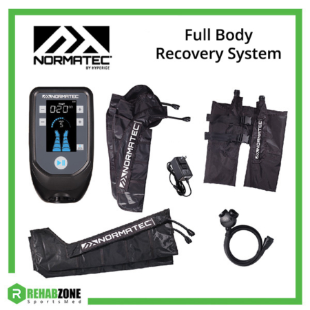 Normatec 2.0 Full Body Recovery System Frame Rehabzone Singapore